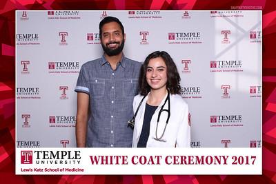 Temple University White Coat Ceremony 2017