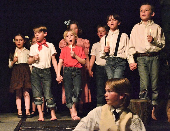 "Barnard Academy, ""Tom Sawyer"" Performance"