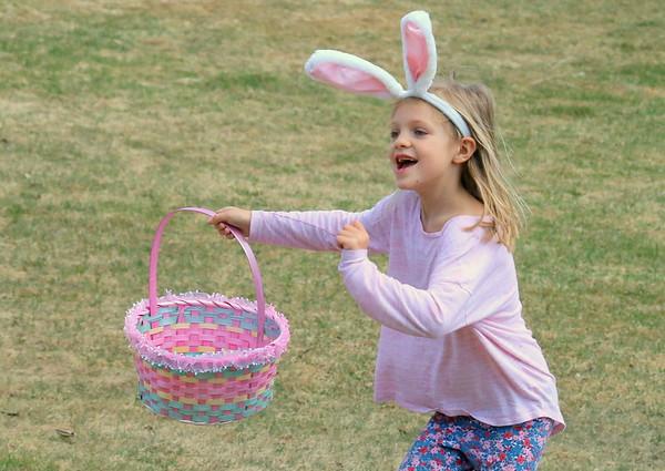 Kedron Valley Inn, Easter Egg Hunt