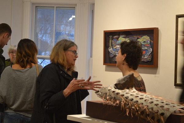 MUD (Season) Art Exhibit Opening