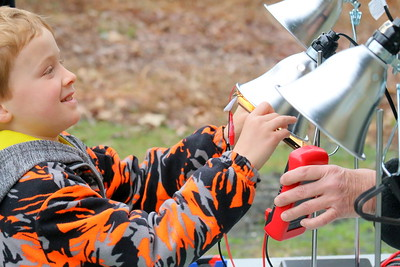 IMG_9363 jacob jepson,,8, of rutland,,testing solar panels