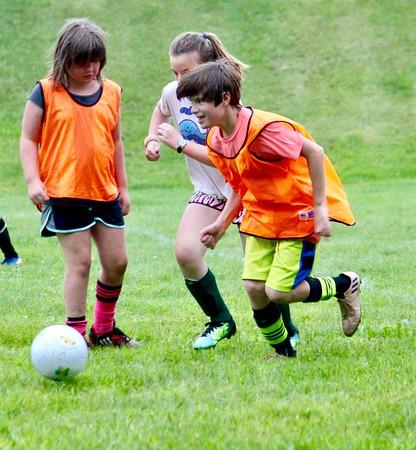 Barnard Soccer Camp