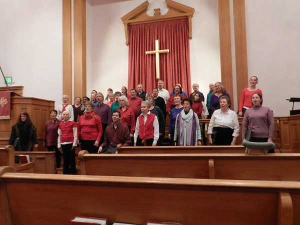Freelance Family Singers Holiday Concert