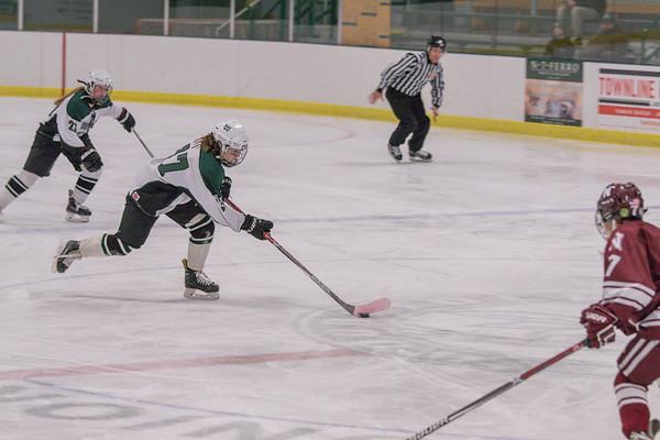 Girls Hockey vs Northfield