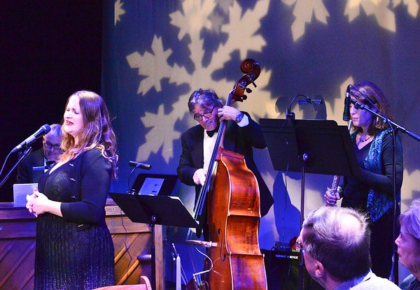 Holiday Cabaret, Presented by BarnArts