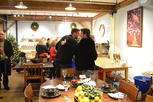 ShackletonThomas Holiday Open House