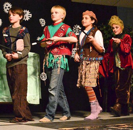Snow Queen Performance, Barnard Academy