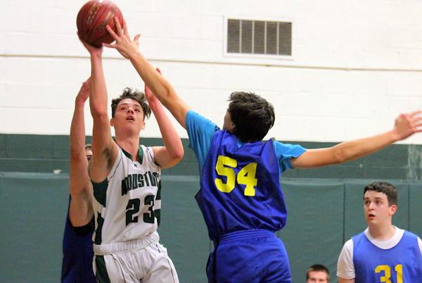 WUHS Boys Basketball Pre-Season Scrimmage
