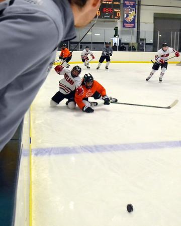 WUHS Hockey Preseason Scrimmage