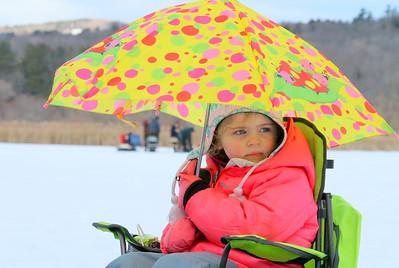IMG_5583 molly wright,3, of hartford, brought a ladybug umbrella