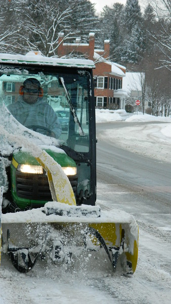 Woodstock Snow Removal