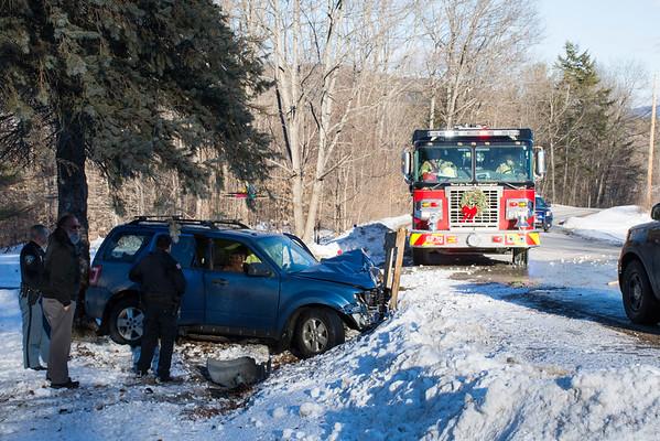 Accident, Center Road