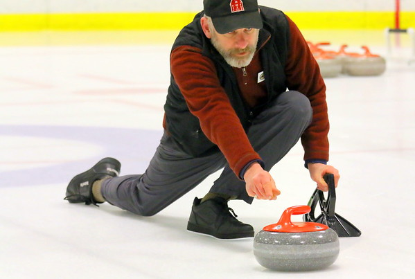 Curling at Union Arena, 2017
