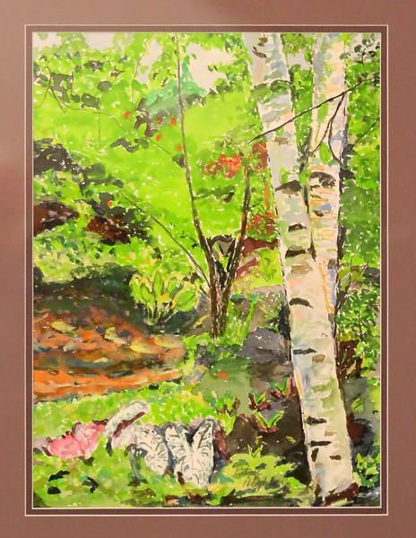 Patsy Highberg Art Opening