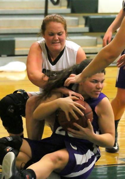 WUHS Girls Basketball vs Oxbow
