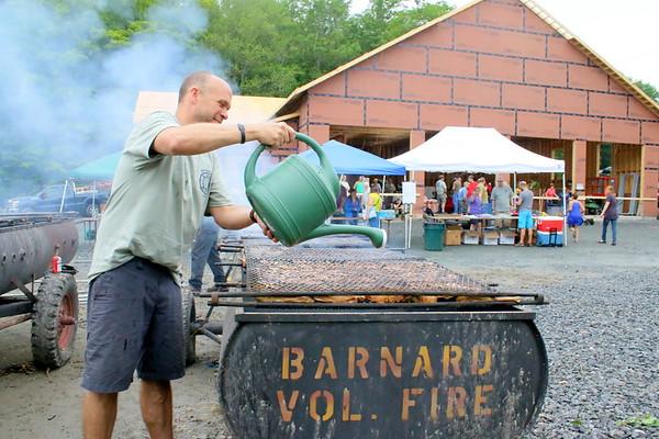 Barnard's Annual Flea Market and Barbecue, 2017