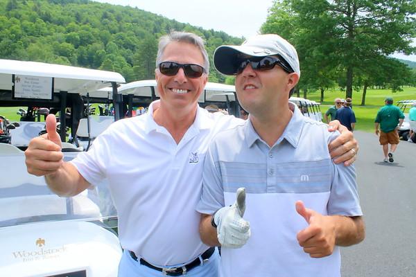 Woodstock Rec Center's Golf Tournament, 2017