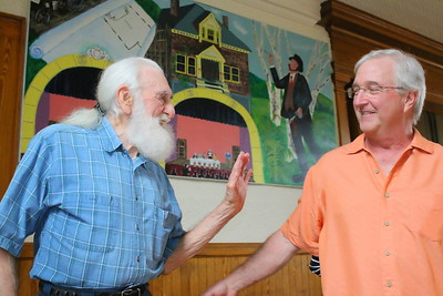 IMG_0376 former town manager Hiram Allen and bob