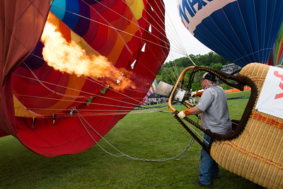 38th Annual Quechee Balloon Festival