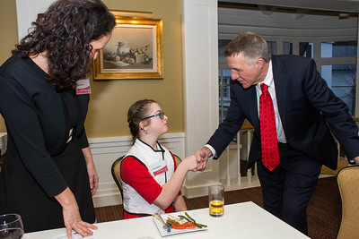Special Olympics Vermont 2017 Governor's Reception