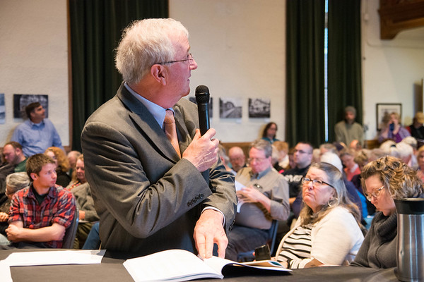 Hartland Town Meeting, 2017