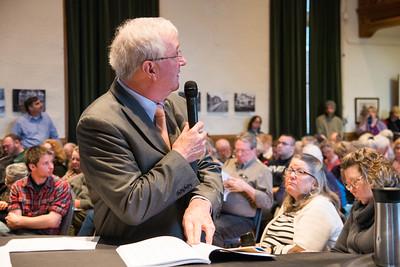 Hartland Town Meeting 2017