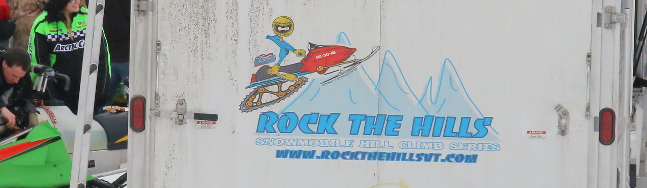 Rock The Hills, Snowmobile Race at Suicide Six