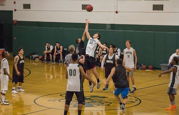 WUHS Alumni Basketball Game, 2017