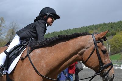 Finley Peterson_Sage the pony_Pomfret