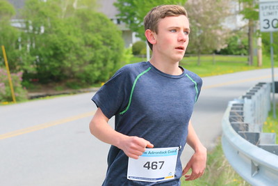 IMG_3716 Winner  5k,,brendan magill of moretown vt,,time of 19 minutes and 50 seconds ,,#467