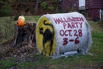 South Woodstock Halloween Party