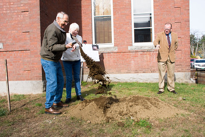 Children's Room Expansion Groundbreaking