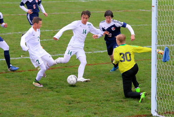 WUHS Varsity Boys Soccer vs Hartford