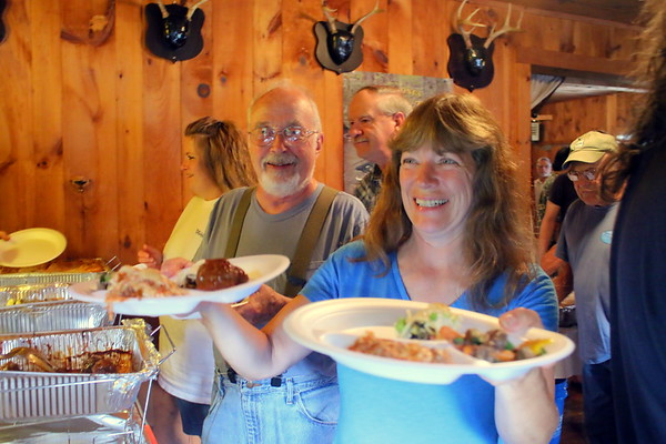 Coon Club Wild Game Supper, 2017