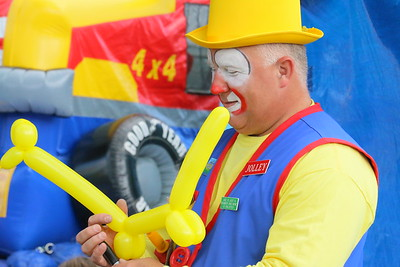 IMG_4606 Jolley the clown,