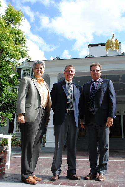 Governor Phil Scott at Woodstock Inn