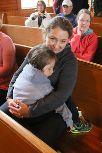 IMG_3815 julie Romm and her son Ilan,4, of watertown, MA
