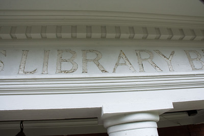 Reading Library Letters