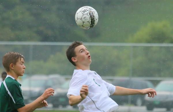 WUHS Boys Soccer vs Leland & Gray