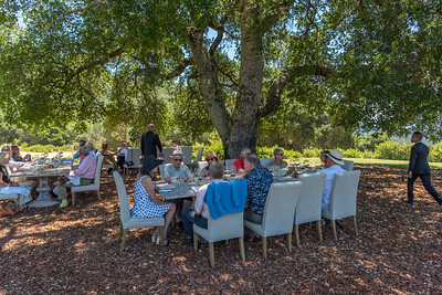 Vintners Luncheon at Zakin Family Estate