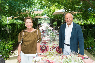 Vintner's Luncheon at Darioush