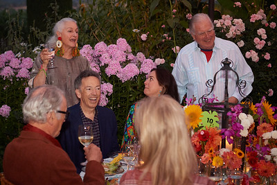 Patron Dinner Hosted by Elizabeth and Clarke Swanson