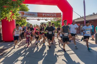 5K and 10K Sun Run