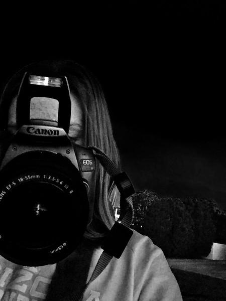 Friday - Faceless Portrait