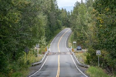 Knik River Road