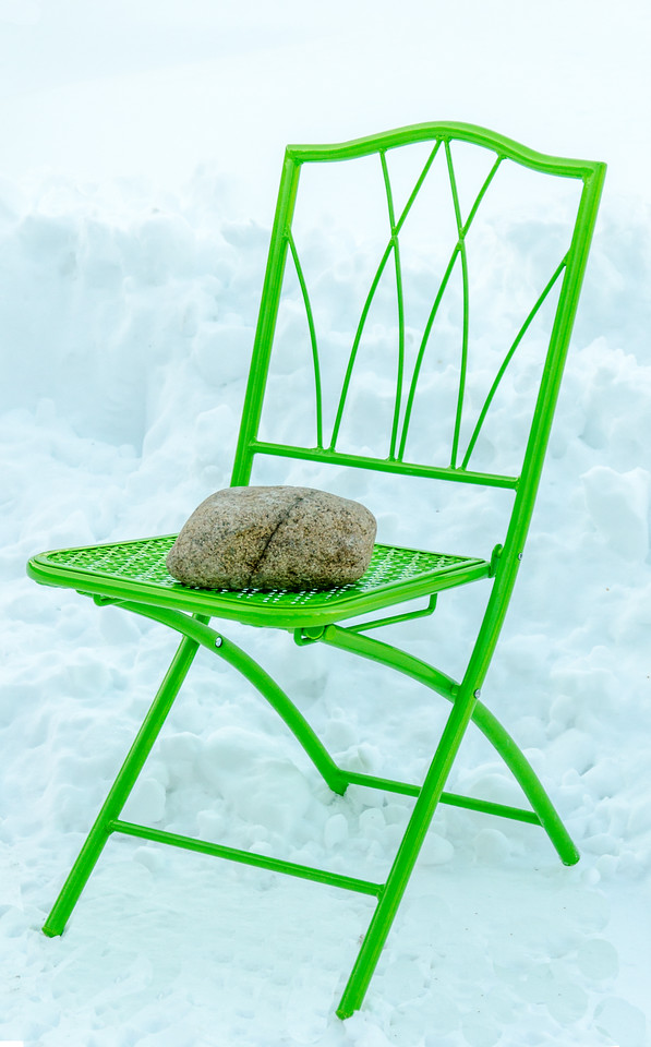 Rock 'n Chair-Snow