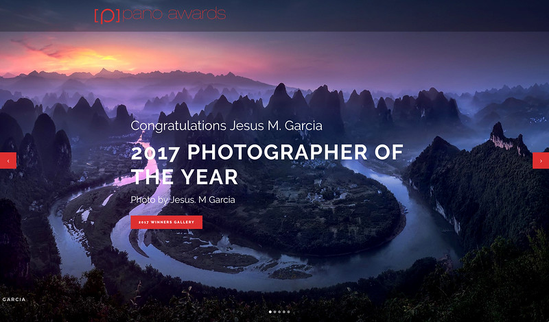 2017 Photographer of the Year - Jesus M. Garcia Flores