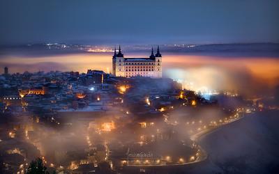 Toledo y Filomena
