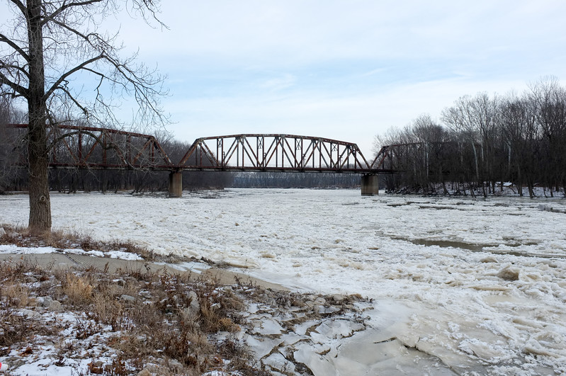Wabash River at Clinton Vermillion County