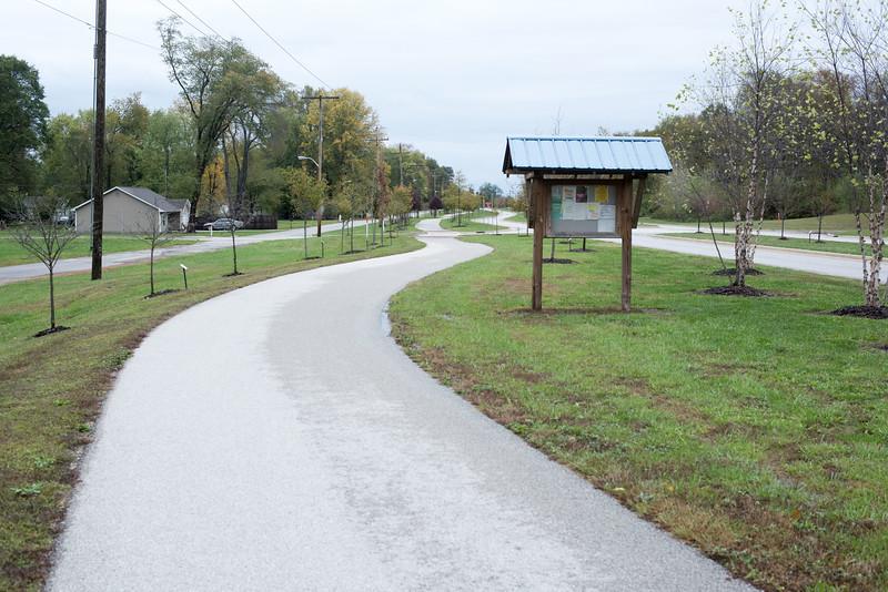 Terre Haute City Parks Heritage Trail